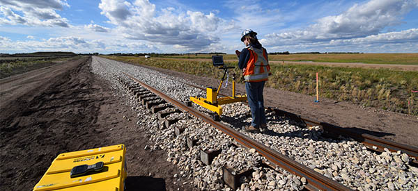 Challenger acquires new Amberg technology for Rail Surveys