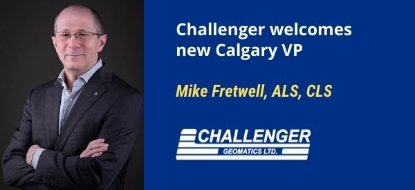 Introducing Challenger's New Calgary Vice President, Mike Fretwell
