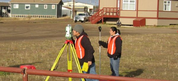 Field Survey Training for a Northern Workforce